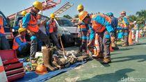 Momen Mudik, 246 Petugas Siaga Kawal Listrik di Priangan Timur