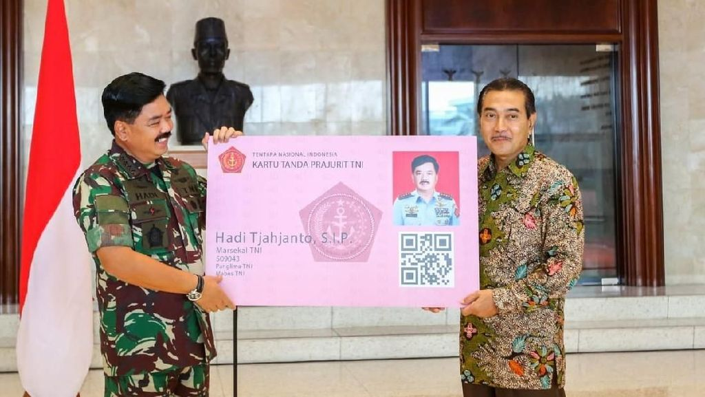 BRI Fasilitasi Layanan Perbankan Anggota TNI