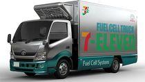 Toyota Sediakan Truk Fuel Cell Buat 7-Eleven