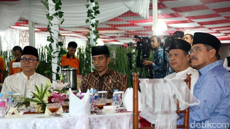 Dari Semarang Segera Balik Jakarta, Zulhas: Mau Bukber dengan Jokowi