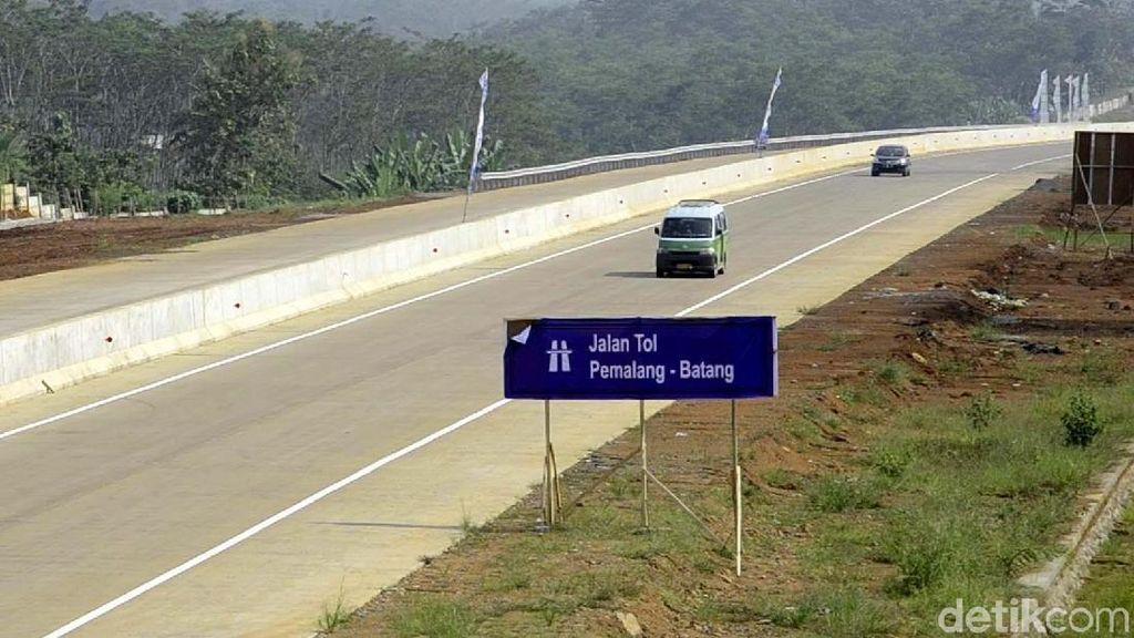 Tol Pemalang-Batang Dapat Tambahan Kredit Rp 2 T