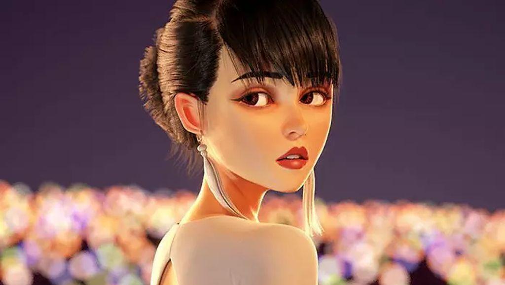 Keren! Pakar Photoshop Bikin Orang Biasa Jadi Animasi Pixar