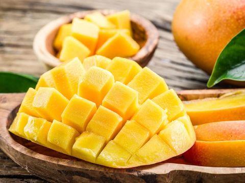 Manfaat mangga bisa buat perut lebih sehat