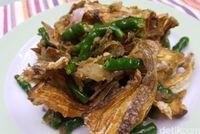 Menu ramadhan ke-14: Puas Makan dengan Nasi Hangat, Resep Serba Ikan Asin