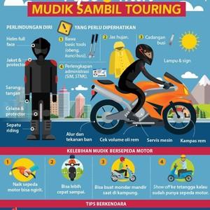 Tips dan Trik Mudik Sambil Touring