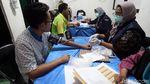 Sopir Bus Lebaran Jalani Tes Narkoba di Terminal Kampung Rambutan
