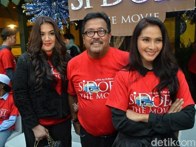 Foto: Si Doel The Movie (Ismail/detikHOT)