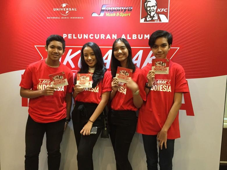 Pesan Nasionalisme di Album The Voice Kids Indonesia