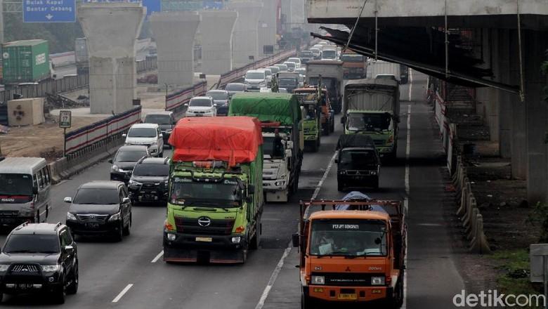 Jalan tol Cikampek (Foto: Rifkianto Nugroho)