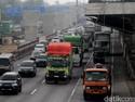 Mulai Nanti Malam Tol Jakarta-Cikampek Bakal Ditutup Sebagian