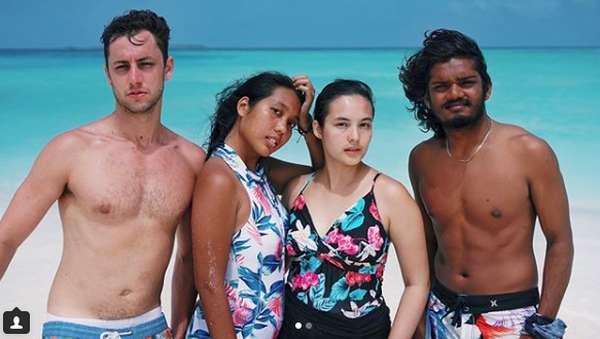 Lihat Chelsea Islan saat Liburan di Maldives Yuk!