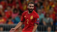 Carvajal Kemungkinan Absen dalam Dua Laga Awal Spanyol di Piala Dunia 2018