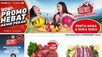 Serbu Promo Daging Murah di Transmart Carrefour!