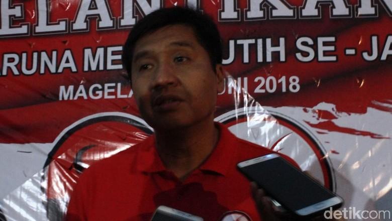 Maruarar: PDIP Akan Cetak Sejarah Jika Kembali Menang Pemilu 2019