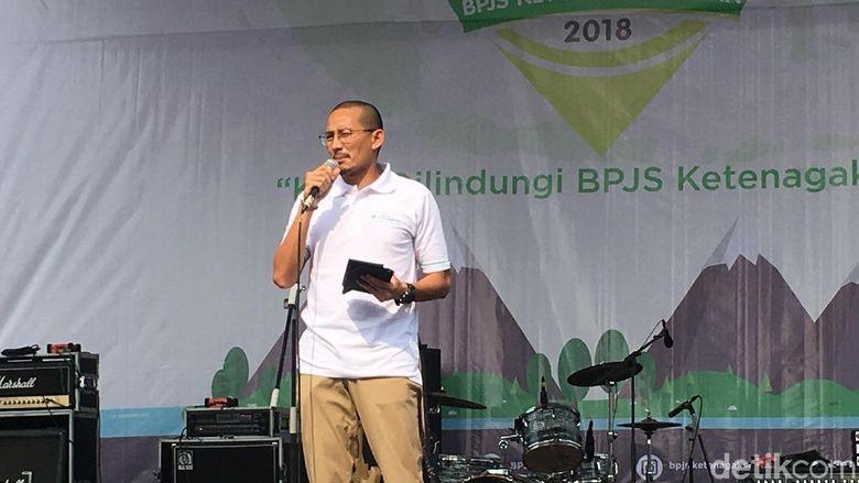 Sandiaga Mengaku Rutin Diskusi dengan Jokowi