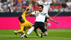 Berat badan bukan segalanya, karena komposisi massa tubuh tiap orang berbeda. Para pemain tergemuk di Piala Dunia 2018 ini contoh nyatanya.