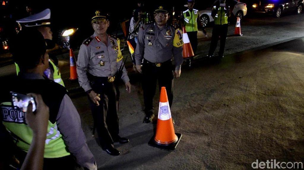 Lewat Tol Fungsional Pemalang-Semarang, Ini Saran dari Polisi