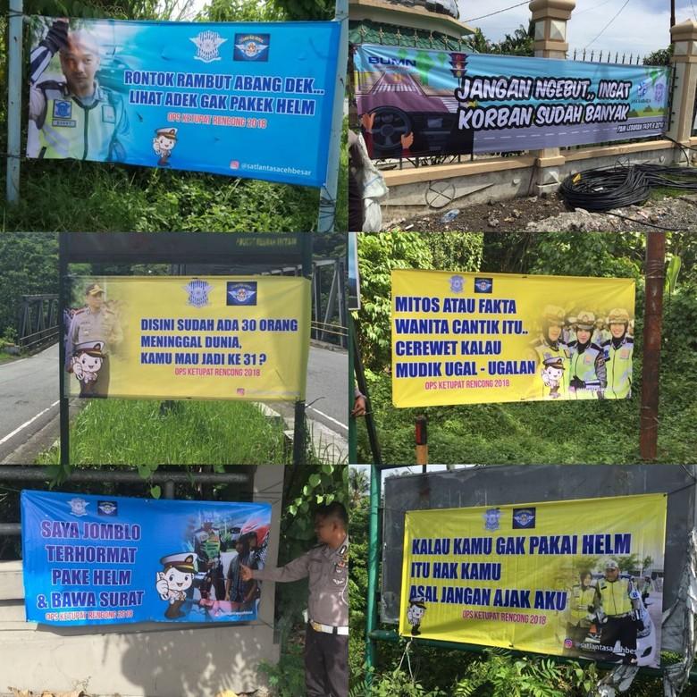 Foto: dok Polantas Aceh Besar