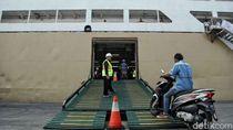 Kemenhub Tambah Jadwal Mudik Gratis Sepeda Motor dengan Kapal Laut