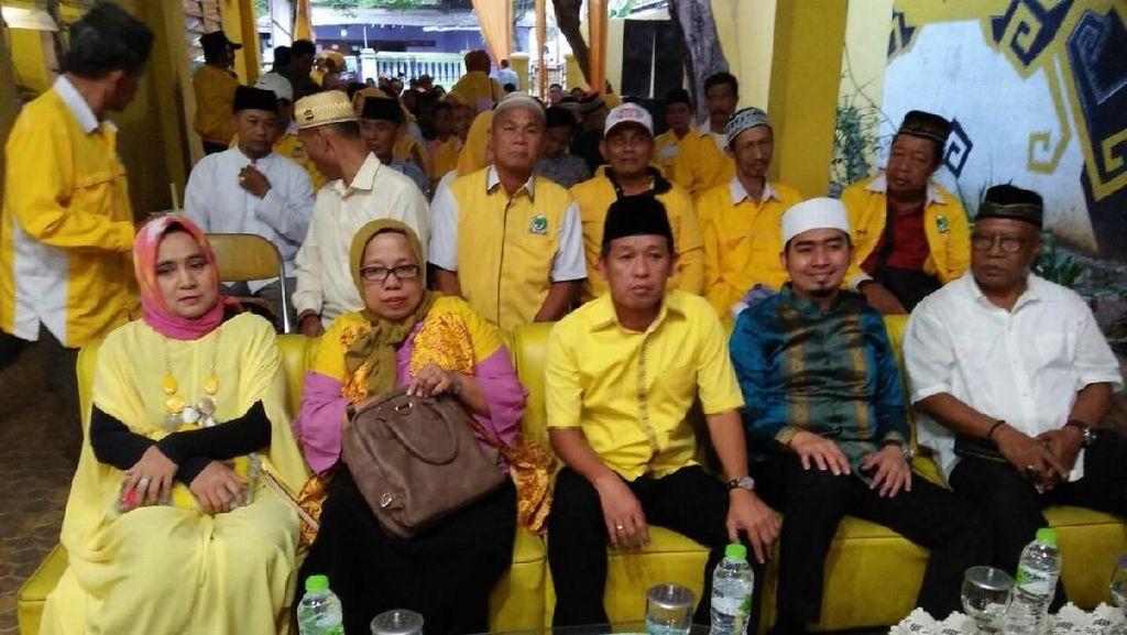 DPD Golkar Lampung Siap Menangkan Arinal-Nunik