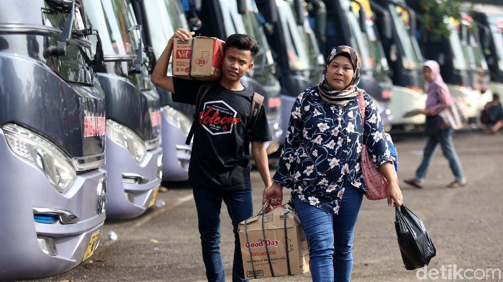 Terkendala Syarat, Mudik Gratis Jakarta-Ciamis Menyisakan 7 Bus