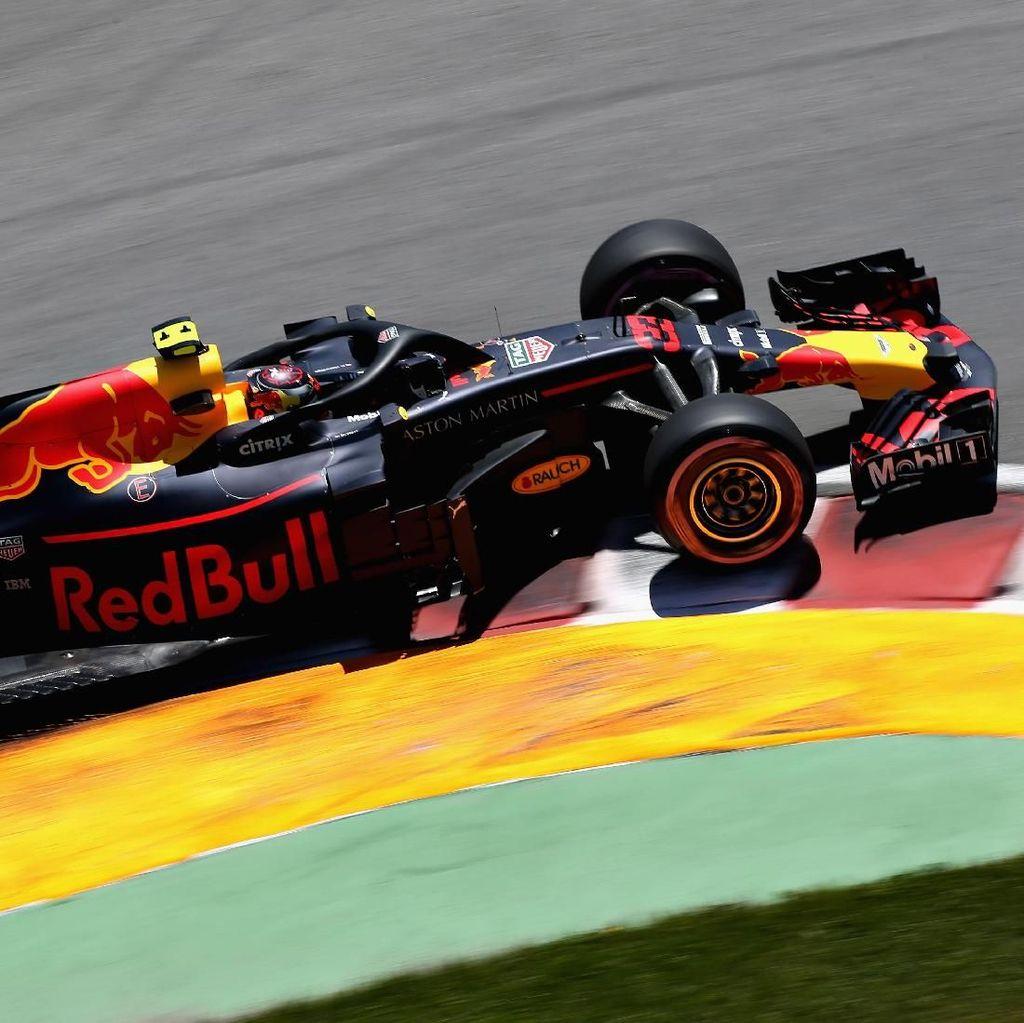 Verstappen Sapu Bersih Sesi Latihan Bebas GP Kanada