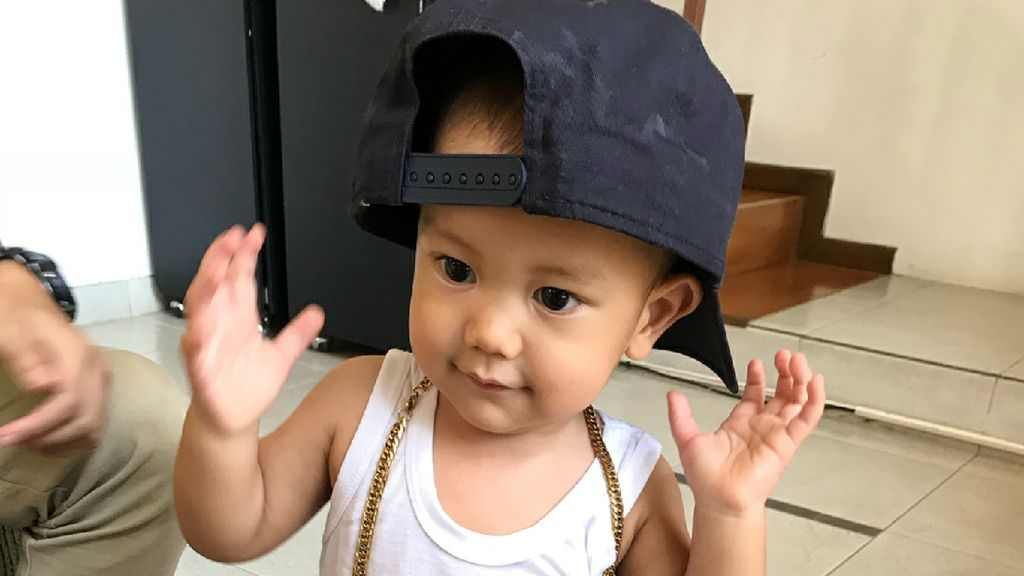 Ini Budi, Anak Semata Wayang Rayi RAN yang Menggemaskan