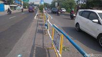 Arus Lalulintas di Pantura Ramai, Polisi Mulai Tutup Putaran Arah