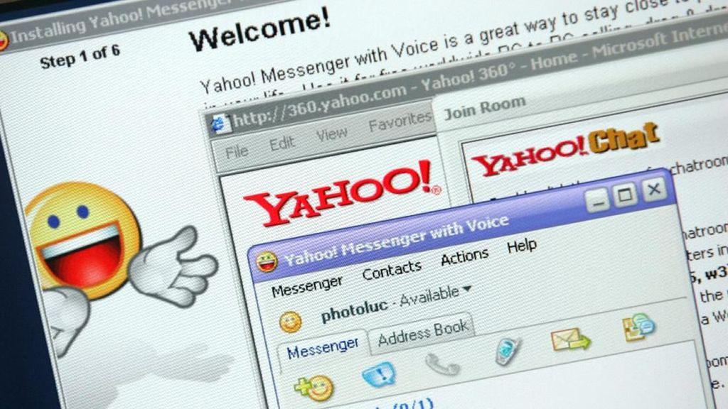 20 Tahun Perjalanan Yahoo Messenger Sebelum Tewas