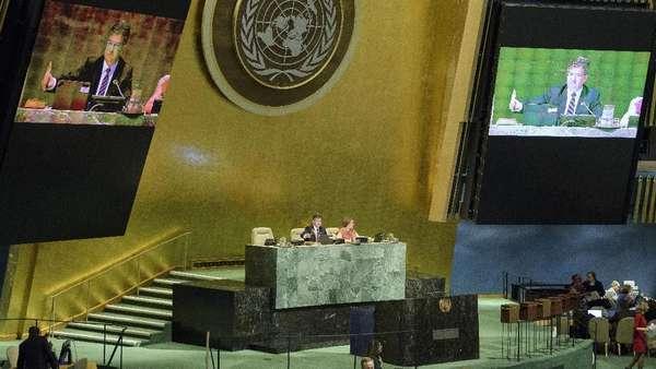 Indonesia Baru Bertugas 2019, Siapa Saja Anggota DK PBB Saat Ini?