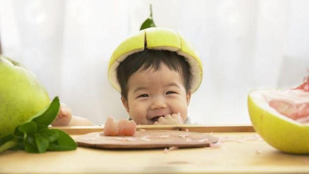 Ini Dia 10 Nama Anak yang Berasal dari Nama Makanan