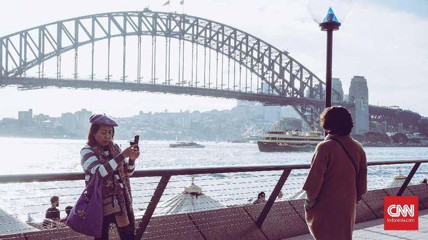Australia Berisiko Mengalami <i>Overtourism</i>