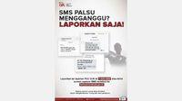 Dapat SMS Penipuan Usai THR Cair? Begini Cara Lapornya