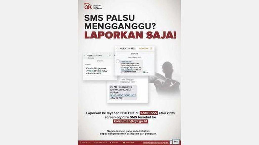 Waspada! Marak SMS Penipuan Sejak THR Cair