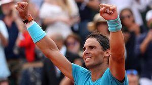 Kandaskan Thiem, Nadal Rengkuh Gelar Juara Prancis Terbuka ke-11