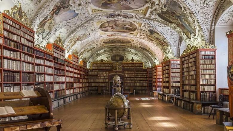 Bikin Takjub! Ini 10 Perpustakaan Keren di Dunia