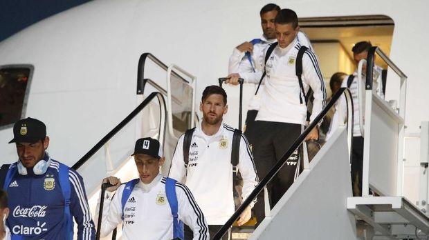 Timnas Argentina jadi salah satu favorit juara Piala Dunia 2018.