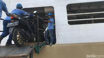 15 Kapal Tol Laut Digunakan untuk Mudik Gratis ke Semarang