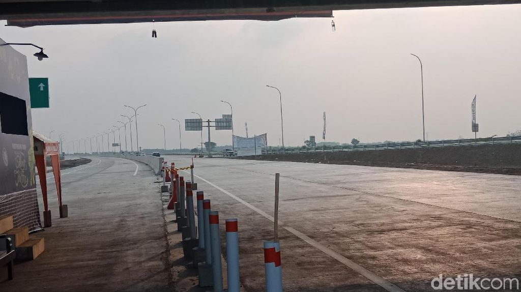 Hari Ini, Tol Fungsional Trans Jawa Dibuka ke Arah Jakarta