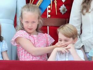 Momen-momen Pangeran George Diusili Sepupunya