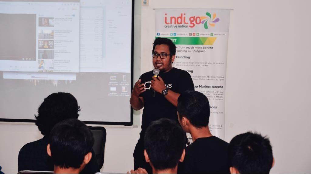 Startup Binaan Telkom Ini Sebulan Raup Rp 300 Juta
