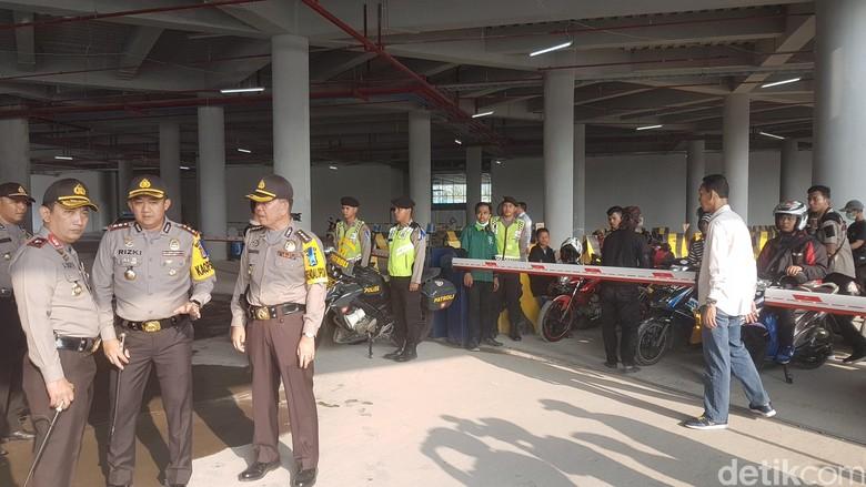 Antisipasi Teror, Tim Gegana Disiagakan di Pelabuhan Merak