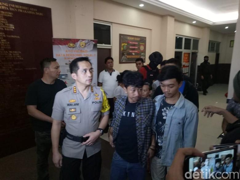 Polisi Proses Hukum Pelaku Vandalisme Underpass Mampang