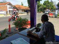 Jalur Mudik Ciamis Arah Jawa Tengah Didominasi Sepeda Motor