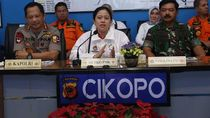 Bareng Kapolri-Panglima TNI, Puan Tinjau Arus Mudik Lebaran 2018