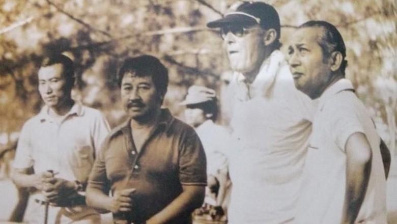 Kisah Soeharto di Lapangan Golf, Kesaksian Bob Hasan