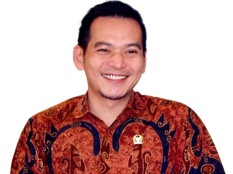 Kembali Lolos ke DPR, Daniel Johan Melenggang ke Senayan Bareng Cornelis