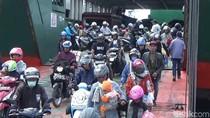 Polda Jabar: Pemudik Roda Dua dan Kecelakaan Tahun Ini Menurun