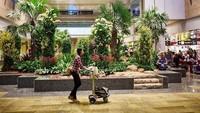 Izinkan Tunawisma Istirahat di Bandara, Changi Banjir Pujian