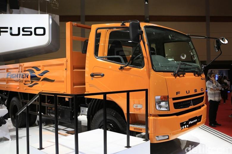 Truk Fuso. Foto: Mitsubishi